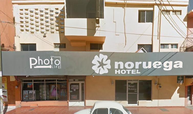 hotel noruega